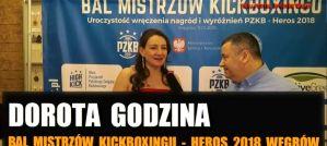 Dorota Godzina: Stoczyłam wiele walk, ale najważniejsza przede mną! Wywiad!