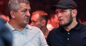 Abdulmanap Nurmagomedov: jeśli Zubaira Tukhugov zostanie zwolniony Khabiba nie będzie w UFC!