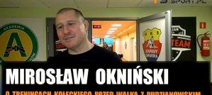 Mirosław Okniński: Mariusz Pudzianowski lubi łapać i rzucać, niech zacznie płacić trenerom! Wywiad!