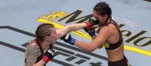 UFC on ESPN+ 1: była mistrzyni KSW Ariane Lipski przegrywa z Joanne Calderwood