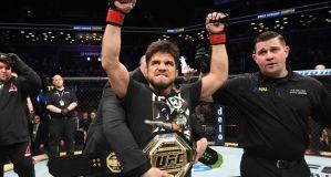 UFC on ESPN+ 1 Henry Cejudo sensacyjnie nokautuje T.J. Dillashow