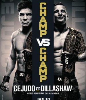 UFC on ESPN+ 1: Henry Cejudo błyskawicznie pokonuje T.J. Dillashawa! Wyniki