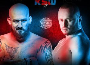 Phil de Fries vs Tomasz Narkun na KSW 47! Starcie mistrzów walką wieczoru!