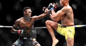 UFC 234: Israel Adesanya pokonuje legendę Andersona Silva! Wyniki& Video