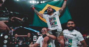 Bellator Newcastle: Patricky ''Pitbull'' Freire zwycięża, porażka Macieja Gierszewskiego! Wyniki & Video