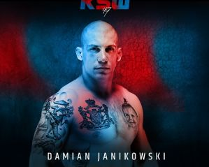 Damian Janikowski zawalczy na KSW 47