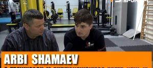 Arbi Shamaev: Kołecki może mieć minutę, półtorej, Pudzianowski ma 10 lat doświadczenia! Wywiad!