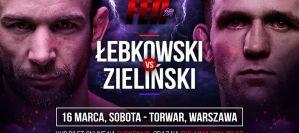 Adrian Zieliński przeciwnikiem Kamila Łebkowskiego na FEN 24