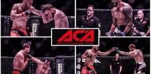 ACA 92: Piotr Strus, Ibragim Chuzhigaev i Jorge Gonzales z bonusami po 10 tysięcy dolarów!