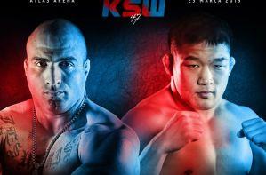 Satoshi Ishii będzie walczyć z Fernando Rodriguesem Jr. na gali KSW 47