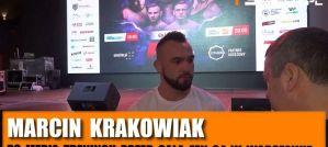 Marcin Krakowiak przed FEN 24: Mam koncepcję na zniwelowanie atutów Mateusza! Wywiad!