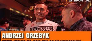 Andrzej Grzebyk przed FEN 24: Jutro idę po swoje. Chcę się zapisać w historii jako podwójny mistrz! Wywiad!