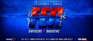 Gala Fight Exclusive Night 25 odbędzie się 15 czerwca w Ostródzie