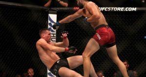 UFC on ESPN+ 5: Darren Till straszliwie znokautowany przez Jorge Masvidala! Wyniki & Video