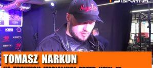 Tomasz Narkun przed KSW 47: Zwycięstwa upatruję w wytrzymałości! Wywiad!