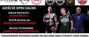 Otwarte Zgrupowanie PZMMA w Cetniewie!