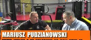 Mariusz Pudzianowski przed KSW 47: Potrafię wyłożyć, położyć, dołożyć! Wywiad!