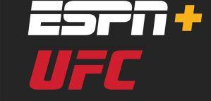 ESPN + wyłącznym dystrybutorem PPV UFC