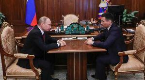 Władymir Putin mianuje kickboxera Batu Khasikova gubernatorem Kałmucji