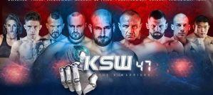 KSW 47 ''The X-Warriors'' - wyniki wczesnego ważenia zawodników! Wideo!