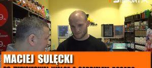 Maciej Sulęcki o thrillerze z Rosado, pasie WBO i pojedynku z Demetriusem Andrade! Wywiad!