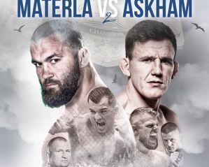 Wielki rewanż Materla vs. Askham i Roberto Soldić na KSW 49 w Ergo Arenie