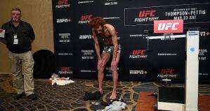 UFC on ESPN+ 6: Thompson vs. Pettis: Luis Pena ukarany! Wyniki ważenia! Video