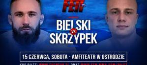 Tomasz Skrzypek vs Krystian Bielski na FEN 25