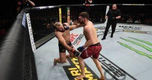 Michał Oleksiejczuk demoluje w 44 sekundy Gadzhimurada Antigulova na UFC Sankt Petersburg! Video