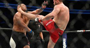 Marcin Tybura ulega Shamilowi Abdurakhimovowi na UFC on ESPN+ 7 w St.Petersburgu! Video