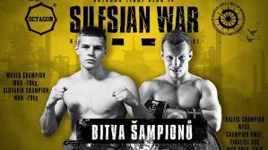 Stanisław Zaniewski vs Milan Kratochvila w walce wieczoru Octagon Fight Club IV Silesan War