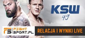 KSW 49 Materla vs Askham 2 - wyniki i relacja! LIVE!