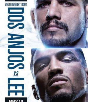 UFC on ESPN+ 10: Rafael Dos Anjos dusi Kevina Lee w walce wieczoru! Wyniki