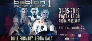 Babilon Fight Night 1: oficjalna zapowiedź video gali w Pruszkowie!