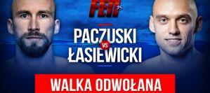 Walka Paczuskiego z Łasiewickim wypada z karty walk FEN 25