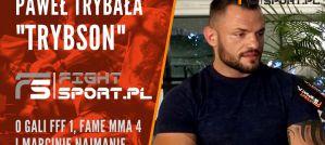 Trybson: Jeśli ma być rewanż w boksie Najman musi mnie przeprosić, dopiero wtedy usiądę do rozmów! Wywiad!