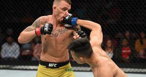 UFC Greenville: Korean Zombie nokautuje w 58 sek., klęska Ariane Lipski! Wyniki