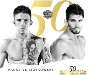 KSW 50 Londyn: Norman Parke vs Marian Ziółkowski o pas wagi lekkiej!
