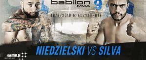 Piotr Niedzielski przed Babilon MMA 9: Nadszedł czas na decydujące starcie!