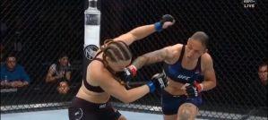 """UFC Sacramento: ''Żelazna Dama'' z Holandii miażdży Aspen Ladd, """"California Kid"""" powraca w wielkim stylu! Wyniki & Video"""