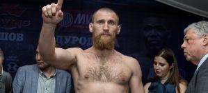 Rosyjski bokser Dmitry Kudryashov zadebiutuje w MMA na gali Fight Nights Global
