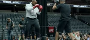 UFC 241: Trening Medialny Open Workout! Video