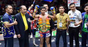 Lumpinee Boxing Stadium: Tajscy zawodnicy z pasami mistrzów świata WBC Muay Thai! Video
