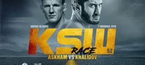 Mamed Khalidov wraca do klatki na KSW 52! Zmierzy się ze Scottem Askhamem!
