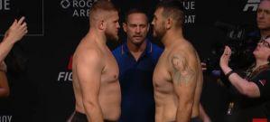 UFC on ESPN+ 16 Cowboy vs Gaethje: Marcin Tybura i Augusto Sakai w zbliżonej wadze! Video