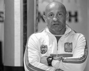 Trener Tomasz Skrzypek, legenda polskiego Kickboxingu nie żyje!