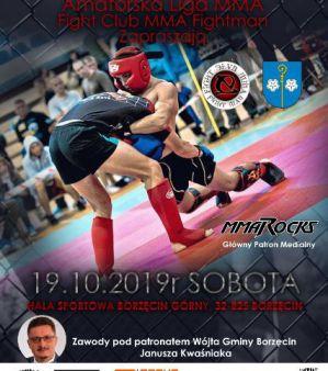 ALMMA 174 - Mistrzostwa Małopolski w sobotę, 19 października, w Borzęcinie!