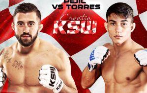 Daniel Torres zastąpi kontuzjowanego Klaczka w walce z Filipem Pejiciem na KSW 51