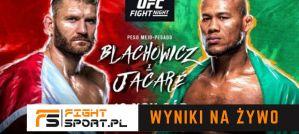 UFC on ESPN+ 22 Błachowicz vs Jacare: wyniki na żywo (Live)!