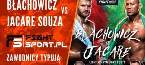 Polscy zawodnicy i trenerzy o walce Błachowicz vs Jacare na UFC Sao Paulo! Wypowiedzi!